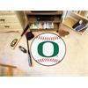 "FANMATS Oregon Baseball Mat 27"" diameter"