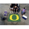 FANMATS Oregon Tailgater Rug 5'x6'