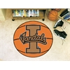 "FANMATS Idaho Basketball Mat 27"" diameter"