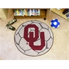 FANMATS Oklahoma Soccer Ball