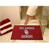 "FANMATS Oklahoma All-Star Mat 33.75""x42.5"""