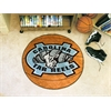 "FANMATS UNC - Chapel Hill Basketball Mat 27"" diameter"