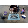 FANMATS UNC - Chapel Hill Tailgater Rug 5'x6'