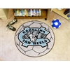 FANMATS UNC - Chapel Hill Soccer Ball