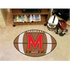 "FANMATS Maryland Football Rug 20.5""x32.5"""