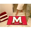 "FANMATS Maryland All-Star Mat 33.75""x42.5"""