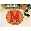 "FANMATS Maryland Basketball Mat 27"" diameter"
