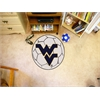 FANMATS West Virginia Soccer Ball