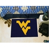 "FANMATS West Virginia Starter Rug 19""x30"""