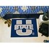 """FANMATS Utah State Starter Rug 19""""x30"""""""
