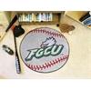 "FANMATS Florida Gulf Coast Baseball Mat 27"" diameter"