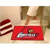 "FANMATS Louisville All-Star Mat 33.75""x42.5"""
