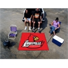 FANMATS Louisville Tailgater Rug 5'x6'