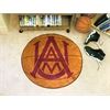 "FANMATS Alabama A&M Basketball Mat 27"" diameter"