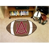 "FANMATS Alabama A&M Football Rug 20.5""x32.5"""