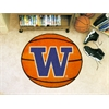"FANMATS Washington Basketball Mat 27"" diameter"