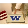 "FANMATS Washington All-Star Mat 33.75""x42.5"""