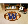 "FANMATS Washington Football Rug 20.5""x32.5"""
