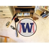 "FANMATS Washington Baseball Mat 27"" diameter"
