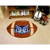 "FANMATS Rice Football Rug 20.5""x32.5"""