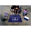 FANMATS Rice Tailgater Rug 5'x6'