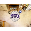 FANMATS TCU Soccer Ball
