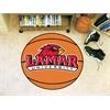 "FANMATS Lamar Basketball Mat 27"" diameter"