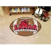 "FANMATS Lamar Football Rug 20.5""x32.5"""