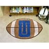 "FANMATS Tulsa Football Rug 20.5""x32.5"""