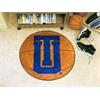 "FANMATS Tulsa Basketball Mat 27"" diameter"