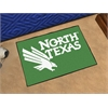"FANMATS North Texas Starter Rug 19""x30"""