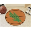 "FANMATS North Texas Basketball Mat 27"" diameter"