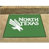 "FANMATS North Texas All-Star Mat 33.75""x42.5"""