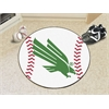 "FANMATS North Texas Baseball Mat 27"" diameter"