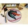 "FANMATS UAB Baseball Mat 27"" diameter"