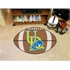 "FANMATS Delaware Football Rug 20.5""x32.5"""