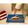 "FANMATS Morgan State All-Star Mat 33.75""x42.5"""