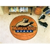"FANMATS Morgan State Basketball Mat 27"" diameter"