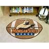 "FANMATS Morgan State Football Rug 20.5""x32.5"""
