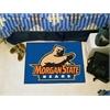 "FANMATS Morgan State Starter Rug 19""x30"""