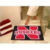 "FANMATS Nebraska All-Star Mat 33.75""x42.5"""