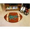 "FANMATS Slippery Rock Football Rug 20.5""x32.5"""