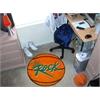 """FANMATS Slippery Rock Basketball Mat 27"""" diameter"""