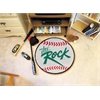 "FANMATS Slippery Rock Baseball Mat 27"" diameter"