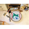 """FANMATS GCSU Baseball Mat 27"""" diameter"""