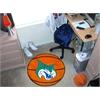 """FANMATS GCSU Basketball Mat 27"""" diameter"""