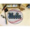 "FANMATS UCLA Baseball Mat 27"" diameter"