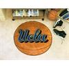 """FANMATS UCLA Basketball Mat 27"""" diameter"""