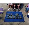 FANMATS UCLA Tailgater Rug 5'x6'