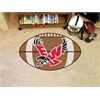 "FANMATS Eastern Washington Football Rug 20.5""x32.5"""